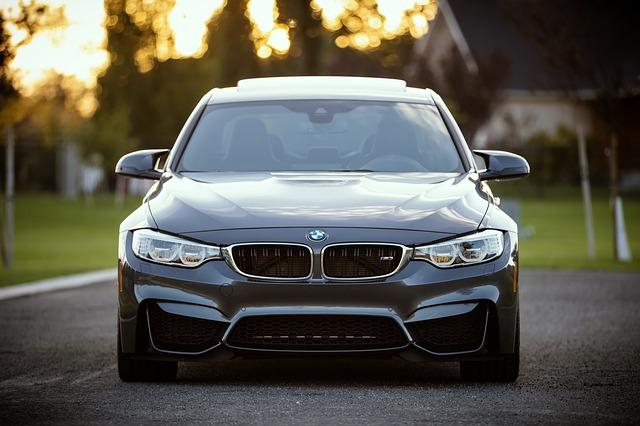 předek BMW