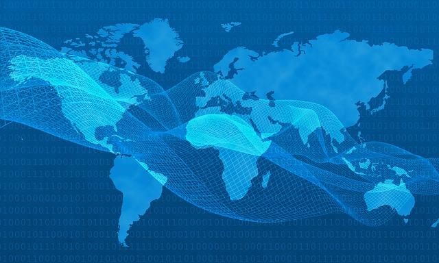 globalizace grafika